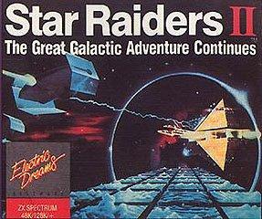 Star Raiders II per Sinclair ZX Spectrum