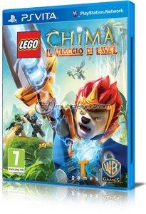LEGO Legends of Chima: Il Viaggio di Laval per PlayStation Vita