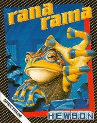 Rana Rama per Sinclair ZX Spectrum
