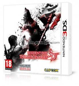 Resident Evil: The Mercenaries 3D per Nintendo 3DS
