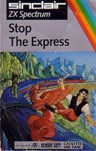 Stop the Express per Sinclair ZX Spectrum