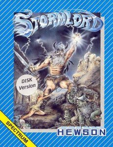 Stormlord per Sinclair ZX Spectrum