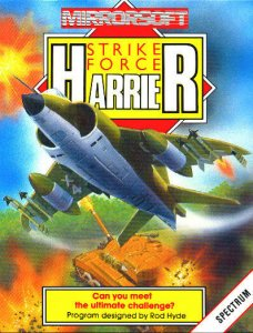 Strike Force Harrier per Sinclair ZX Spectrum