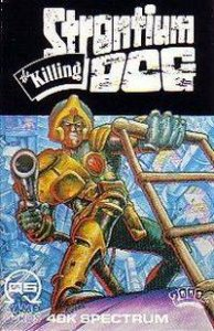 Strontium Dog: The Killing per Sinclair ZX Spectrum