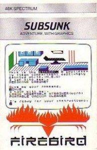 Subsunk per Sinclair ZX Spectrum