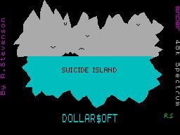 Suicide Island per Sinclair ZX Spectrum