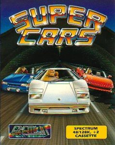 Super Cars per Sinclair ZX Spectrum