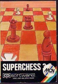 Super Chess 3 per Sinclair ZX Spectrum