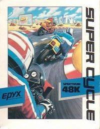 Super Cycle per Sinclair ZX Spectrum