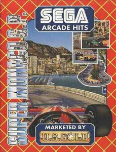 Super Monaco GP per Sinclair ZX Spectrum