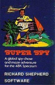 Super Spy per Sinclair ZX Spectrum