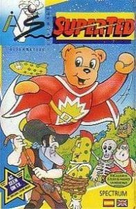 SuperTed: The Search for Spot per Sinclair ZX Spectrum