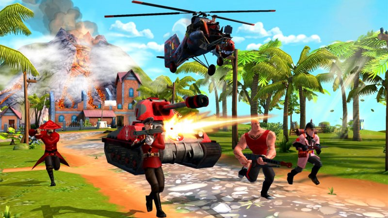 Team Fortress in salsa mobile?