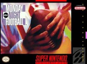 ABC Monday Night Football per Super Nintendo Entertainment System
