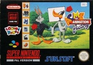 ACME Animation Factory per Super Nintendo Entertainment System
