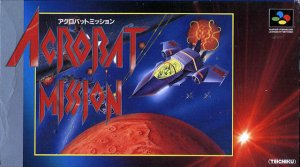 Acrobat Mission per Super Nintendo Entertainment System