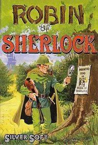 Robin of Sherlock per Sinclair ZX Spectrum