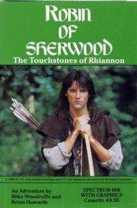 Robin of Sherwood: The Touchstones of Rhiannon per Sinclair ZX Spectrum