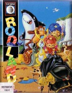 Rodland per Sinclair ZX Spectrum
