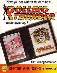 Rolling Thunder per Sinclair ZX Spectrum