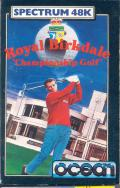 Royal Birkdale: Championship Golf per Sinclair ZX Spectrum