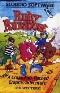 Ruby Runabout per Sinclair ZX Spectrum