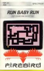 Run Baby Run per Sinclair ZX Spectrum