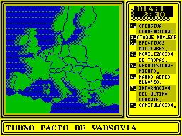 Russian's Attack per Sinclair ZX Spectrum