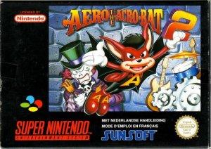 Aero the Acro-Bat 2 per Super Nintendo Entertainment System