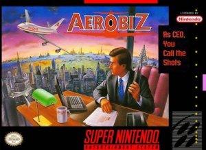 Aerobiz per Super Nintendo Entertainment System