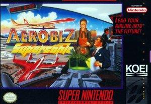 Aerobiz Supersonic per Super Nintendo Entertainment System