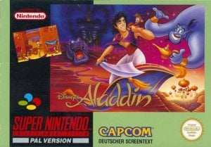 Aladdin per Super Nintendo Entertainment System