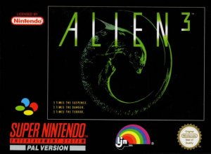 Alien 3 per Super Nintendo Entertainment System