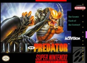 Alien Vs Predator per Super Nintendo Entertainment System