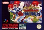All-American Championship Football per Super Nintendo Entertainment System