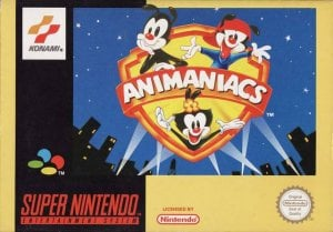 Animaniacs per Super Nintendo Entertainment System