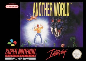 Another World per Super Nintendo Entertainment System