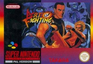 Art of Fighting per Super Nintendo Entertainment System