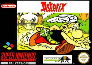 Asterix per Super Nintendo Entertainment System