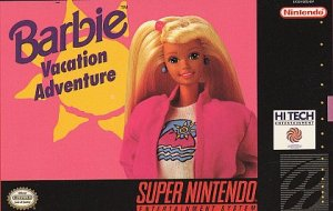 Barbie Vacation Adventure per Super Nintendo Entertainment System