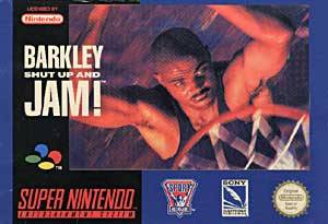 Barkley Shut Up and Jam! per Super Nintendo Entertainment System