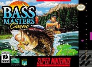 Bass Masters Classic per Super Nintendo Entertainment System