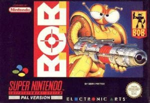 B.O.B. per Super Nintendo Entertainment System