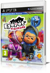 EyePet e i suoi amici per PlayStation 3