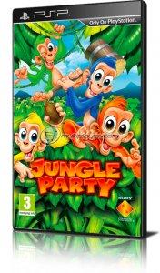 Jungle Party per PlayStation Portable
