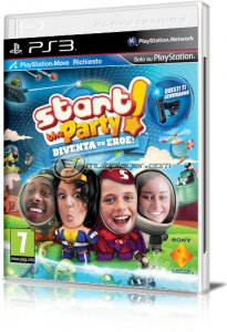 Start The Party: Diventa un Eroe! per PlayStation 3
