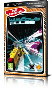 Wipeout Pulse per PlayStation Portable