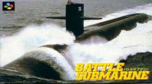 Battle Submarine per Super Nintendo Entertainment System