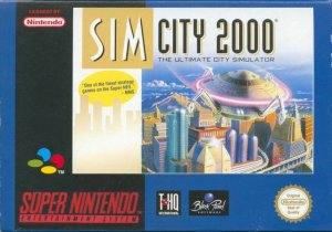 SimCity 2000 per Super Nintendo Entertainment System