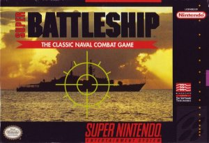 Super Battleship per Super Nintendo Entertainment System